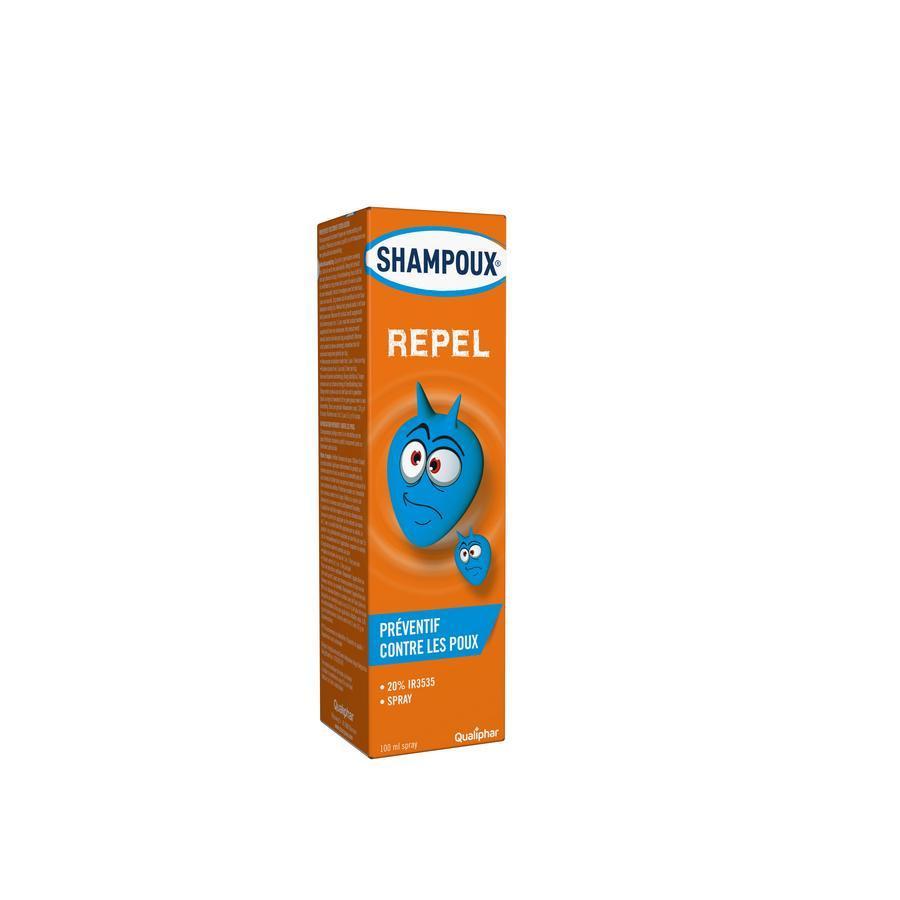 Image of Shampoux Repel spray préventif