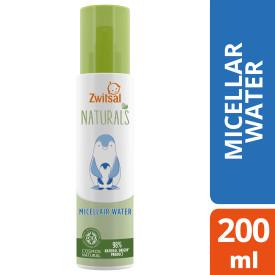 Naturals micellair water 200 ml baby