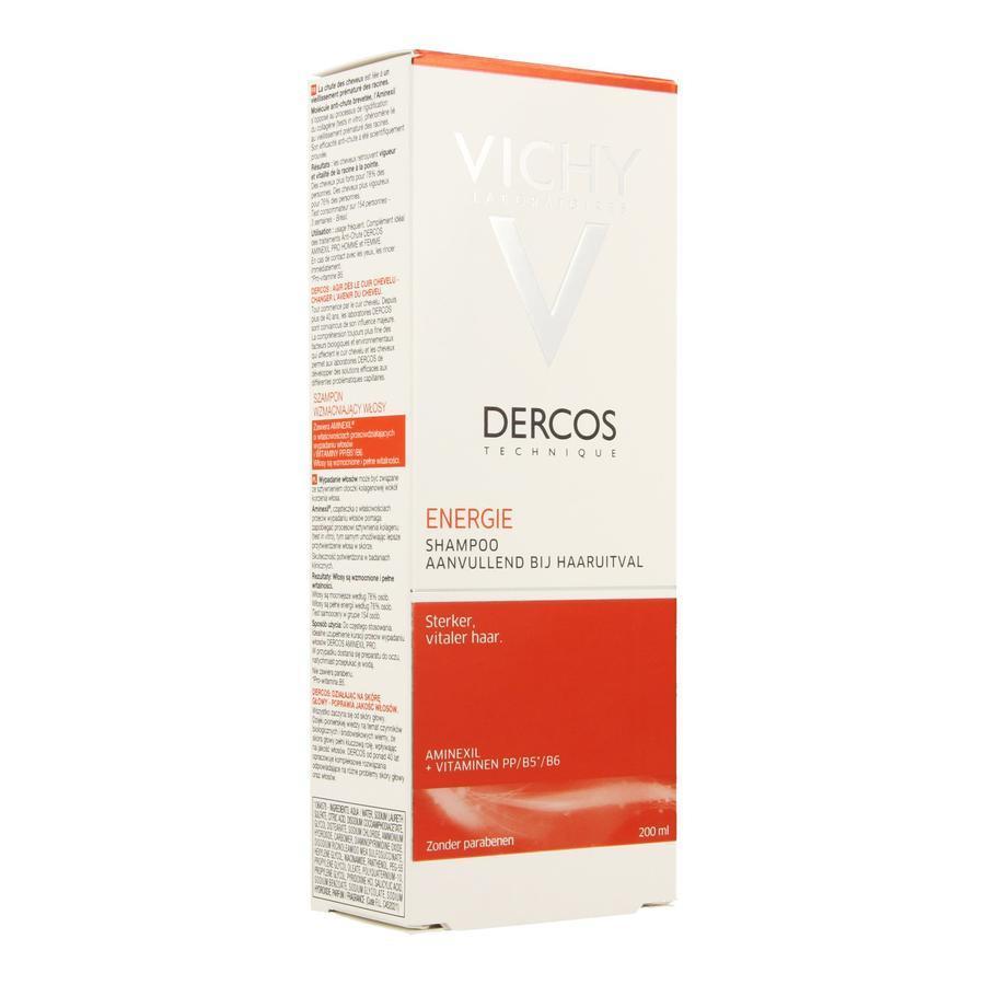 Vichy Dercos Aminexil Energieshampoo 200ml