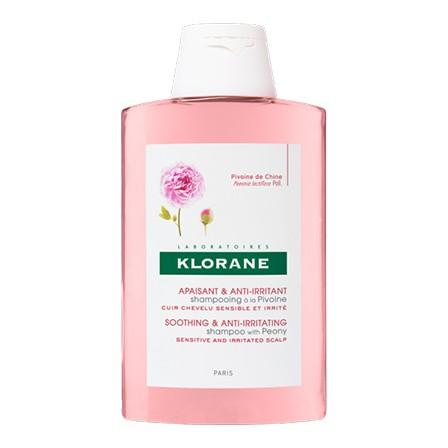 Klorane Shampoo met pioenroos