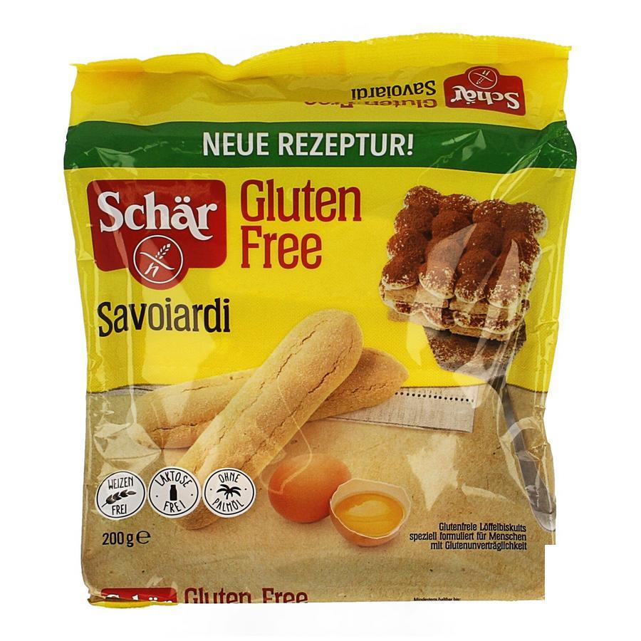 Image of Schar Biscuits Savoiardi 200g Nf