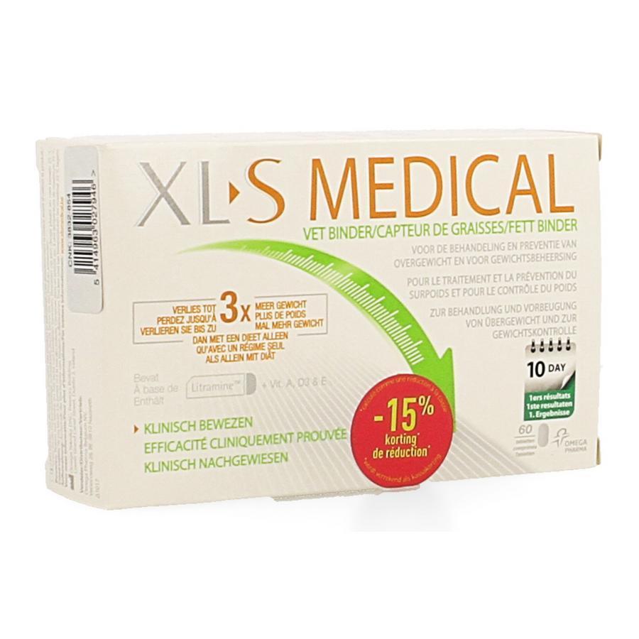 Image of XLS Medical Capteur de graisses promo