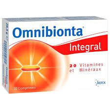 Image of Omnibionta Intégral NF
