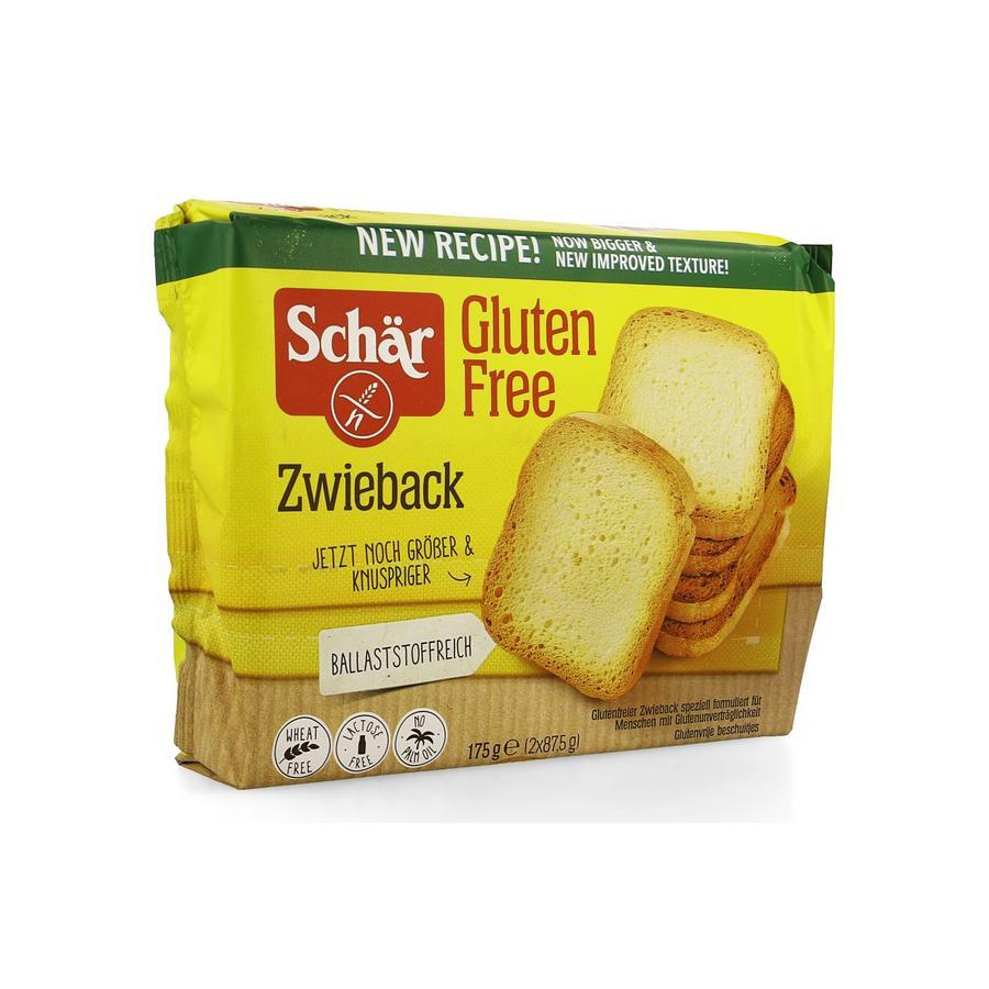 Image of Schär Biscottes Zwieback