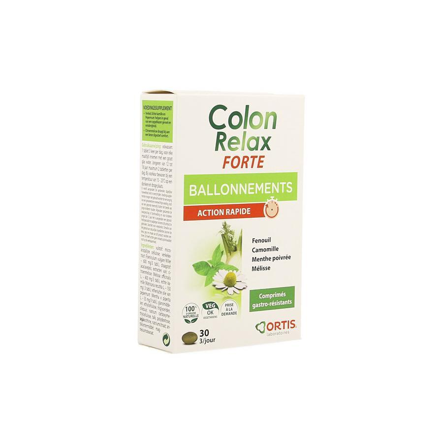 Image of Ortis Colon Relax Forte