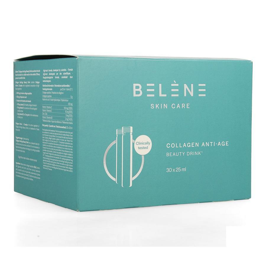 Belène Collagen Anti-age Beauty drink