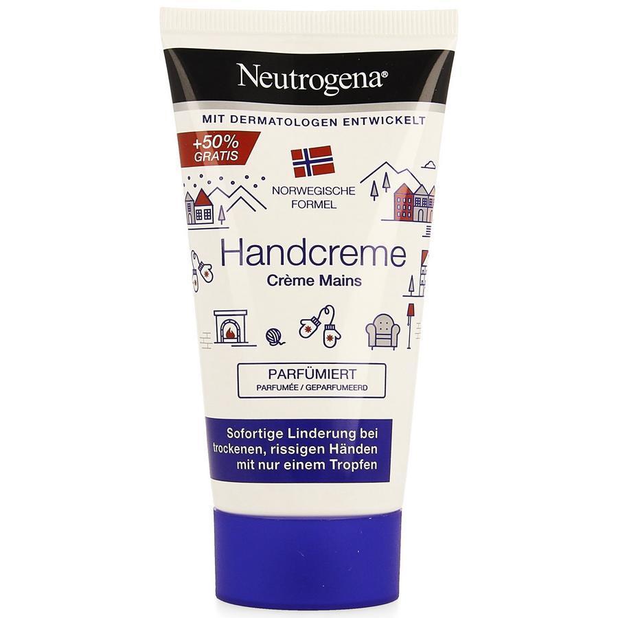 Image of Neutrogena crème mains parfumée Promo