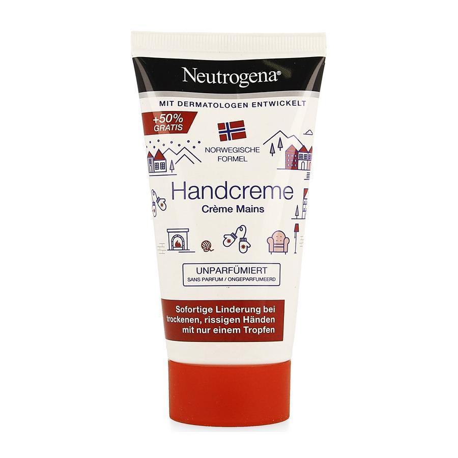 Image of Neutrogena crème mains non parfumée Promo