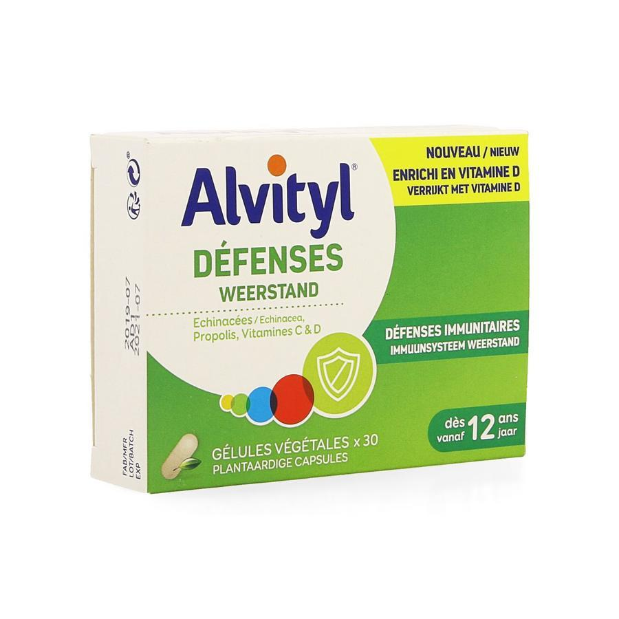 Image of Alvityl Défenses