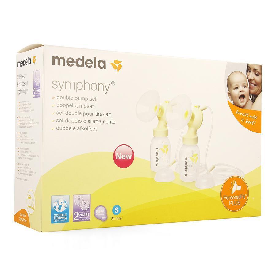 Medela Symphony Dubbele afkolfset 21mm