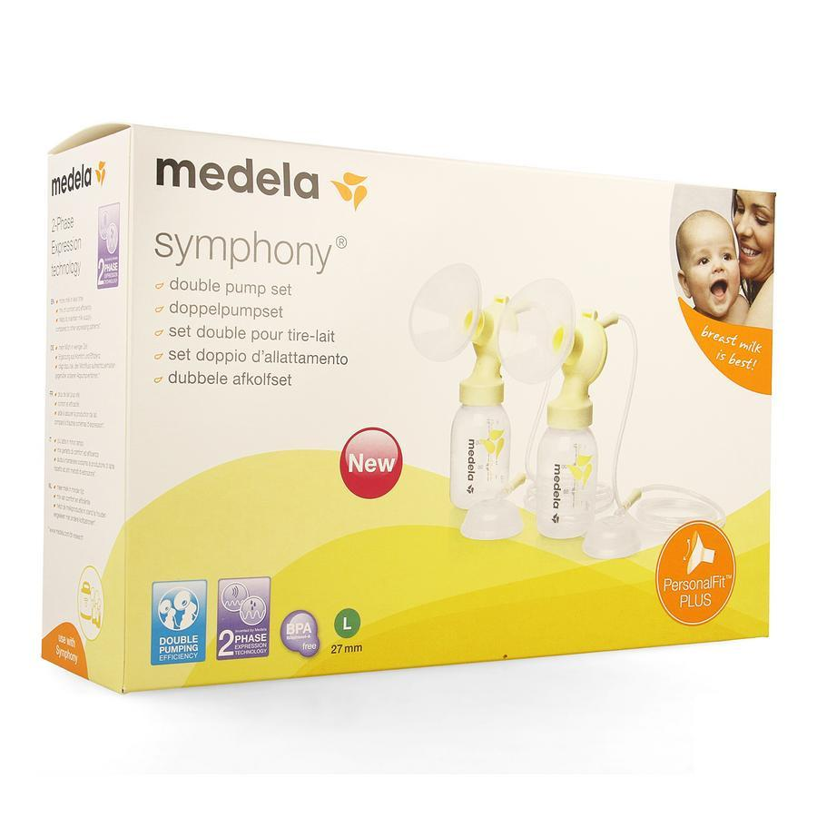 Medela Symphony Dubbele Afkolfset 27mm
