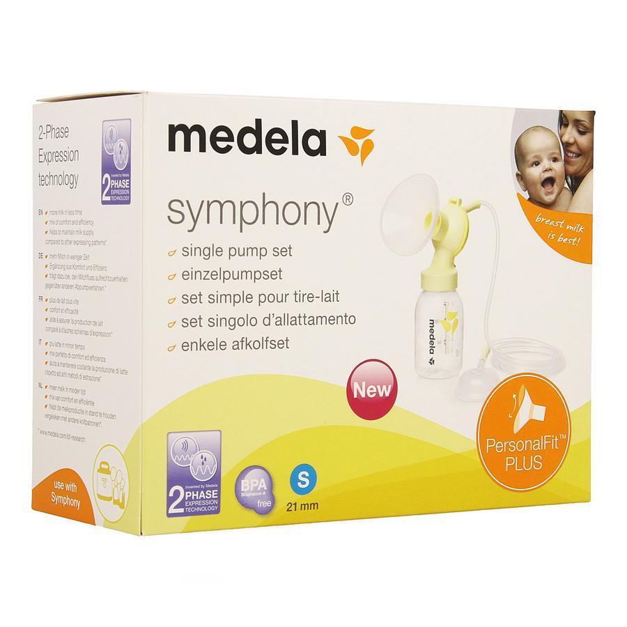 Medela Symphony Enkele Afkolfset 21mm