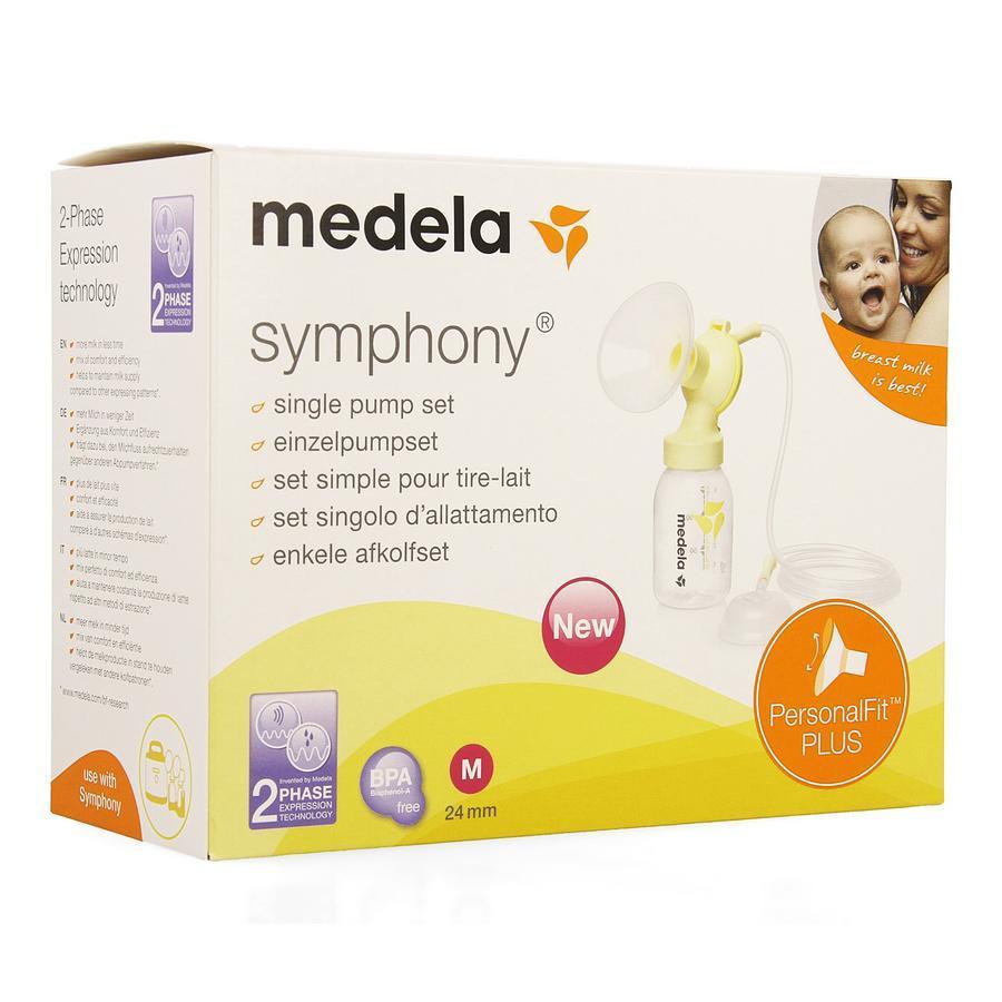 Medela Symphony Enkele Afkolfset 24mm