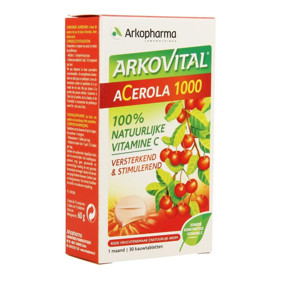 Image of Arko Acerola 1000