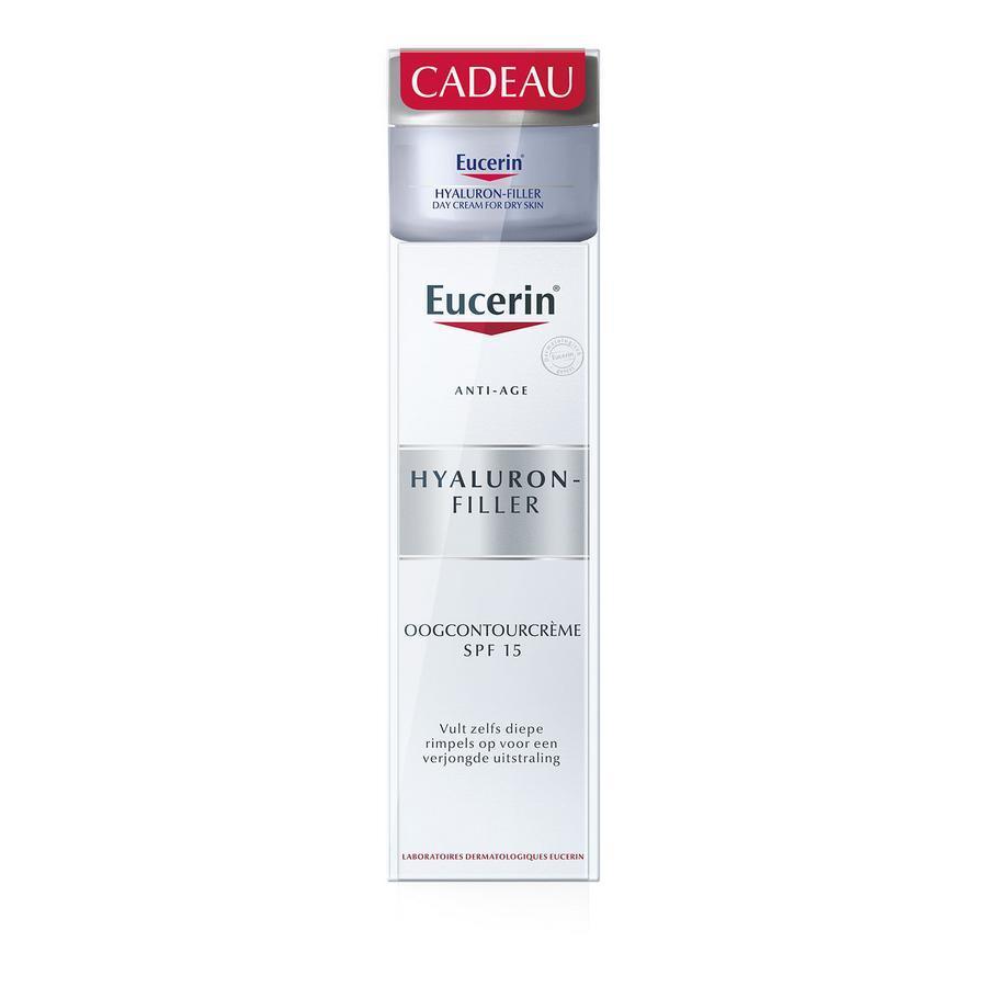 Image of Eucerin Anti-âge Hyaluron-Filler contour des yeux Promo