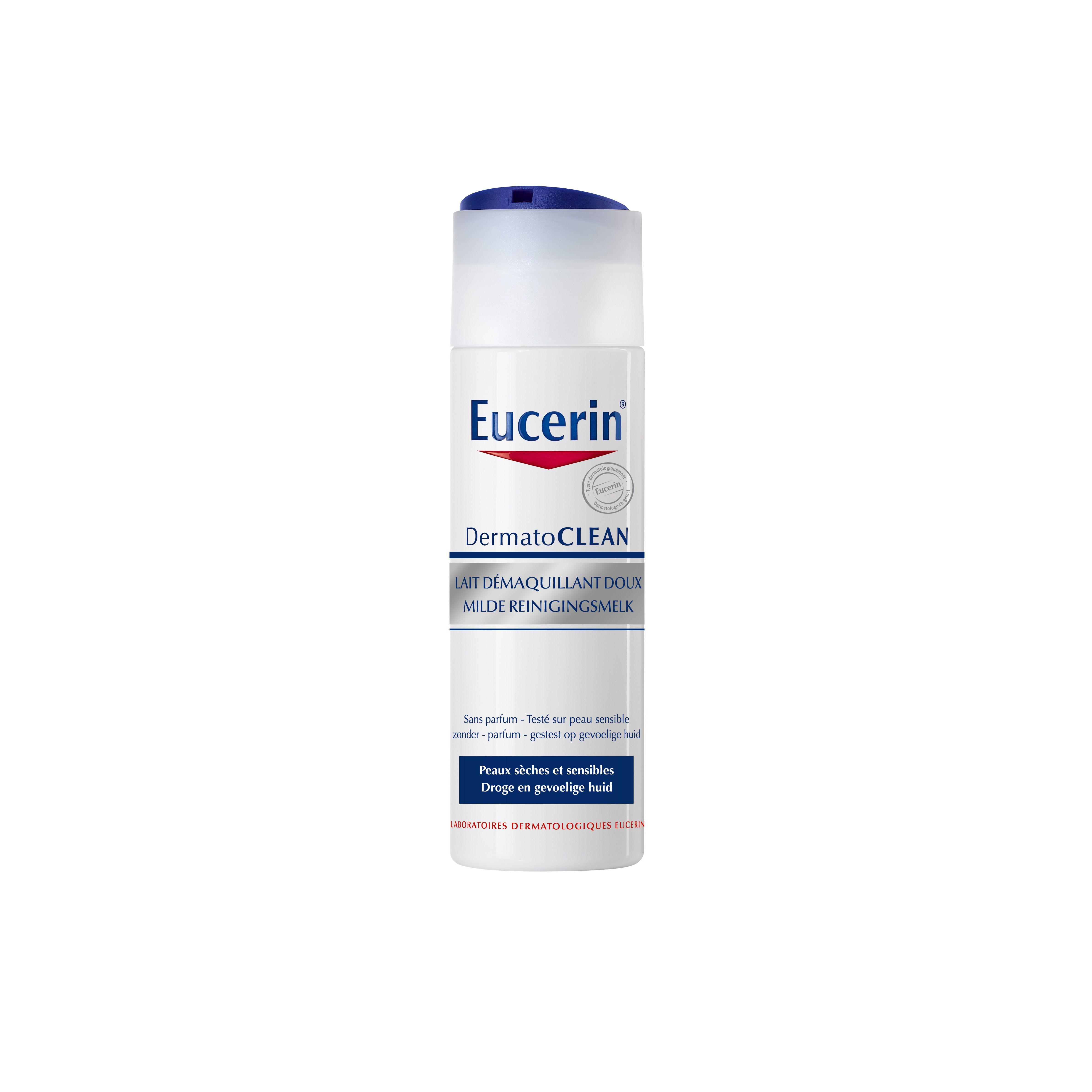 Eucerin Dermatoclean Melk 200ml