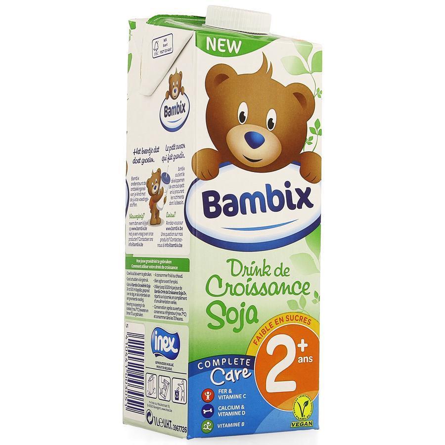 Image of Bambix Drink de Croissance Soja 2+