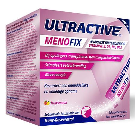 Ultractive Menofix sticks