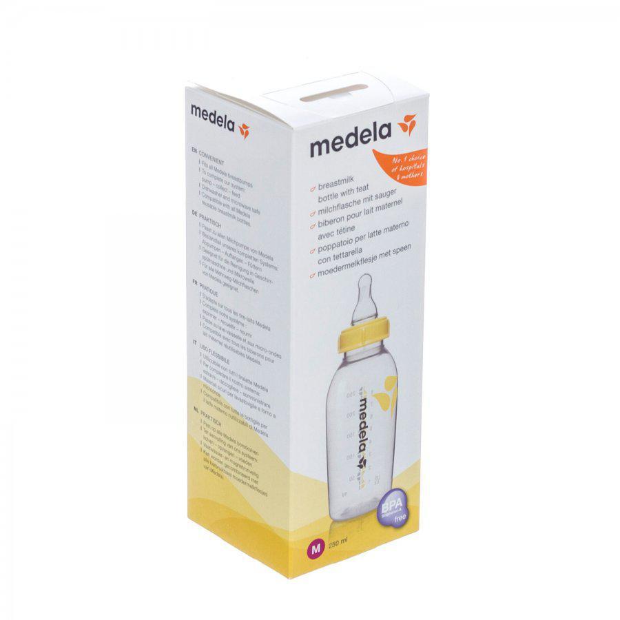 Medela Melkfles Medi Flowspeen 250ml