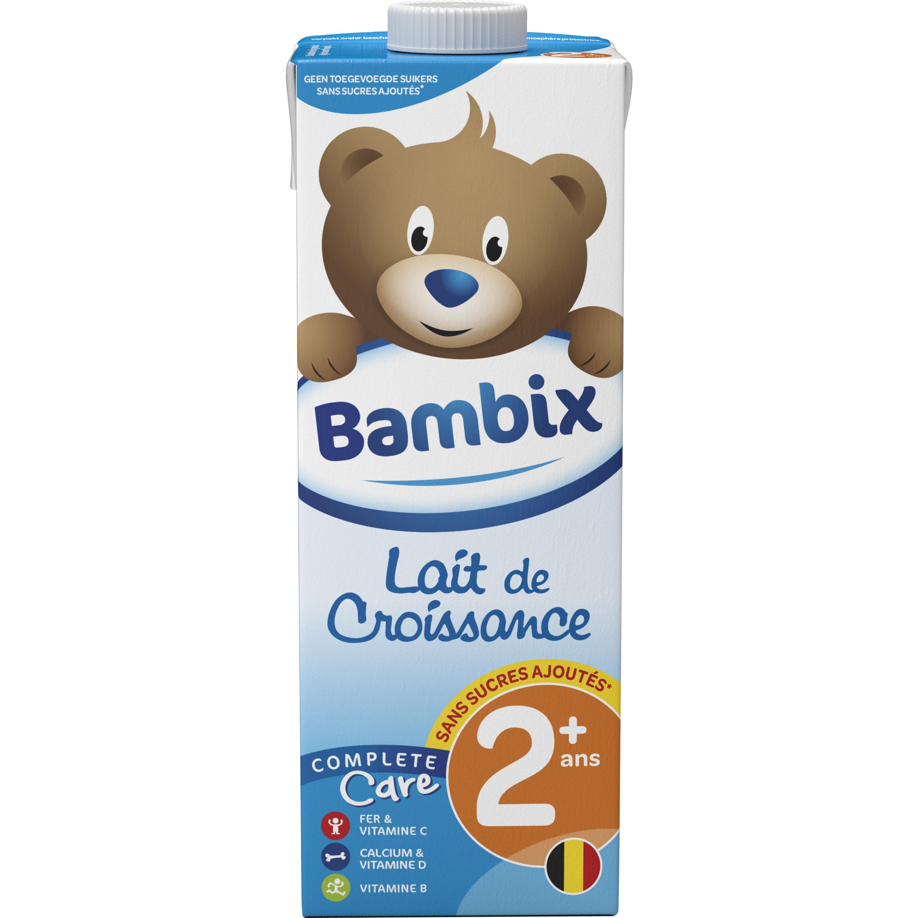 Image of Bambix Lait de croissance 2+ nature