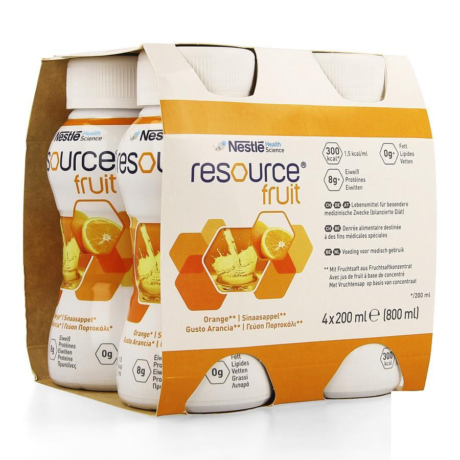 Image of Nestlé Resource Fruit orange