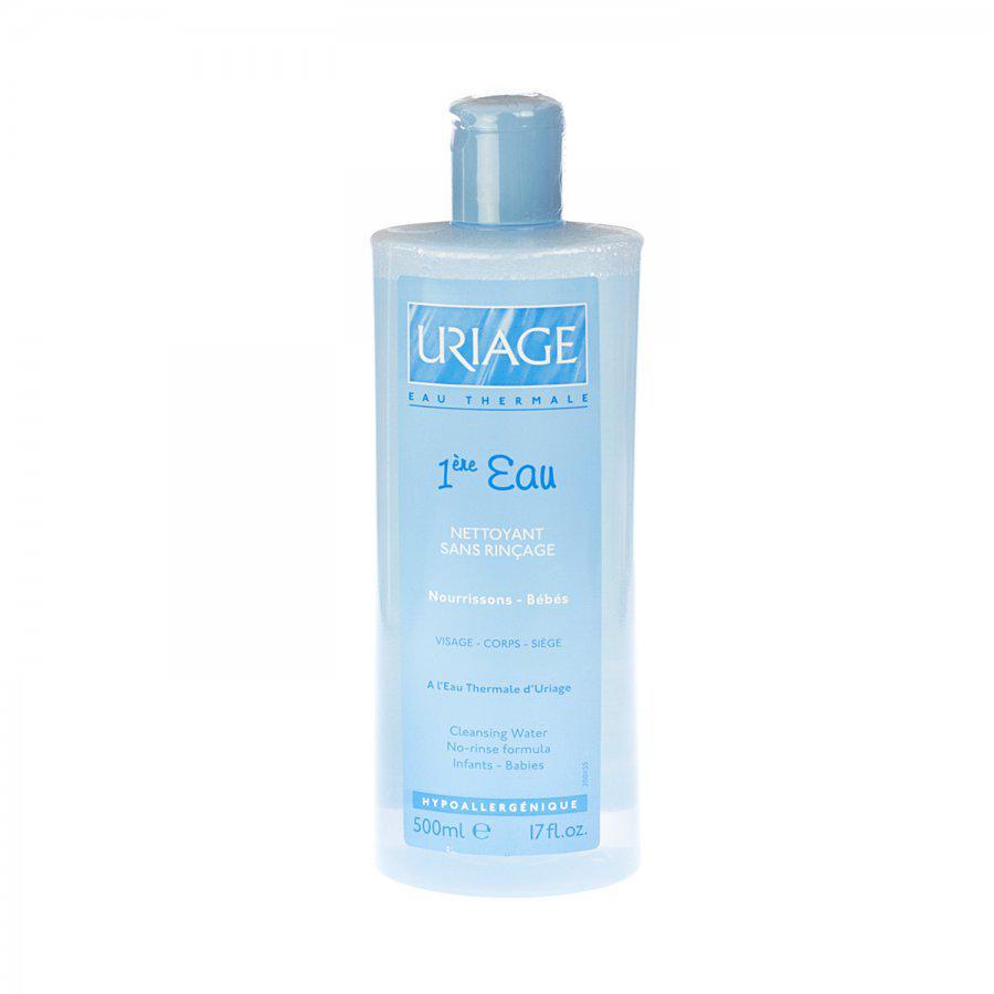 Image of Uriage 1er eau nettoyante sans rinçage
