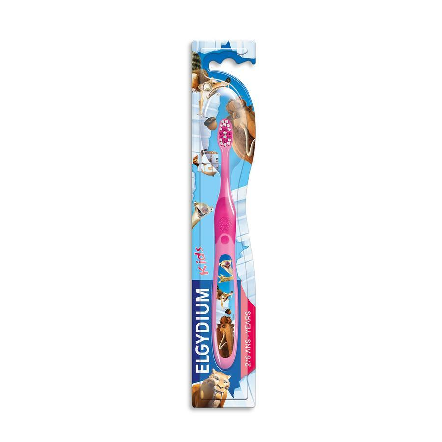Elgydium Kids tandenborstel Ice Age 2-6j