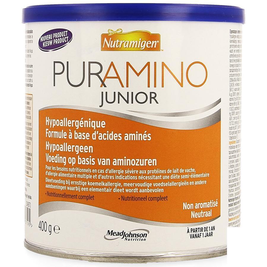 Image of Nutramigen Puramino junior