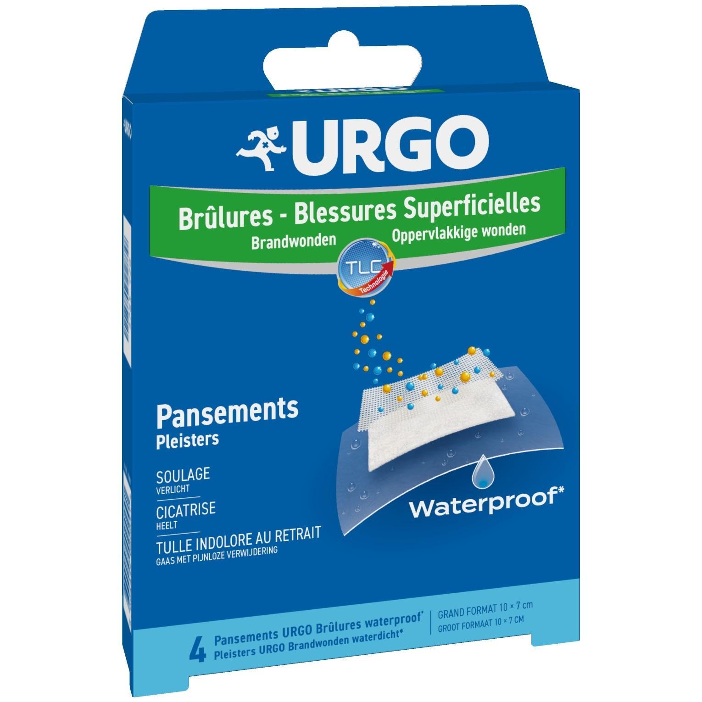 Image of Urgo Brûlures Superficielles
