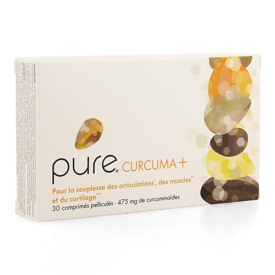 Image of Pure Curcuma+