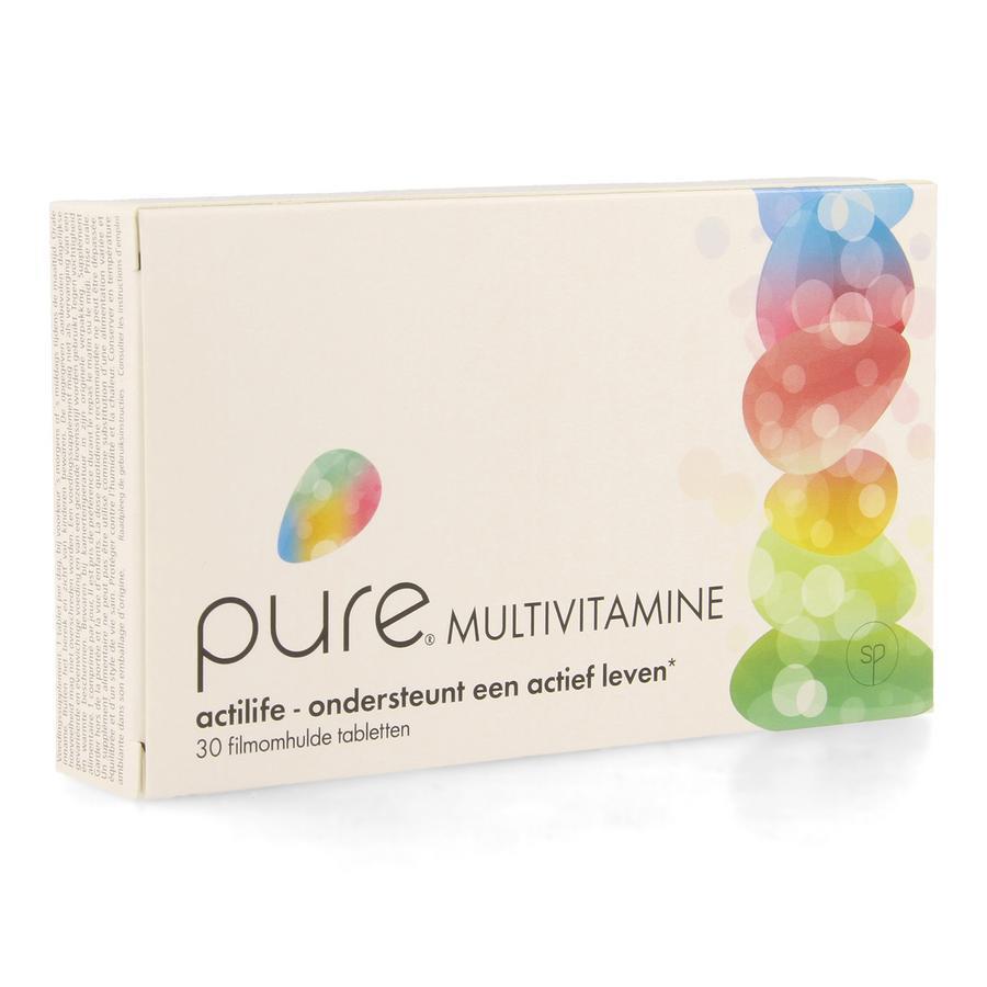 Image of Pure Multivitamine