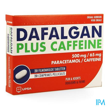Image of Dafalgan Plus Caffeïne