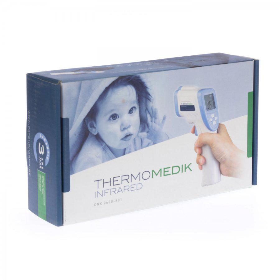 Thermomedik infrarood thermometer