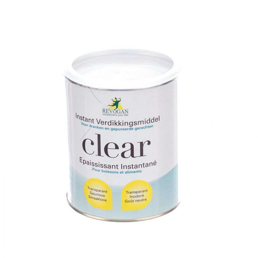 Image of Clear épaississant instantané