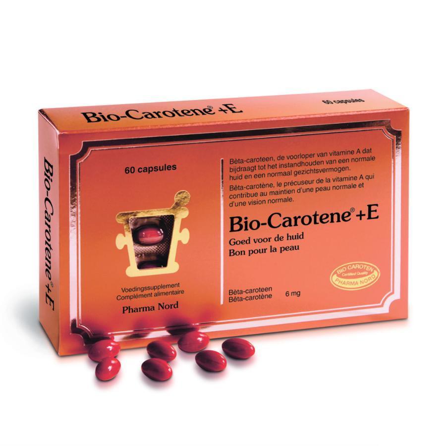 Pharma Nord Bio-Carotene+E14456