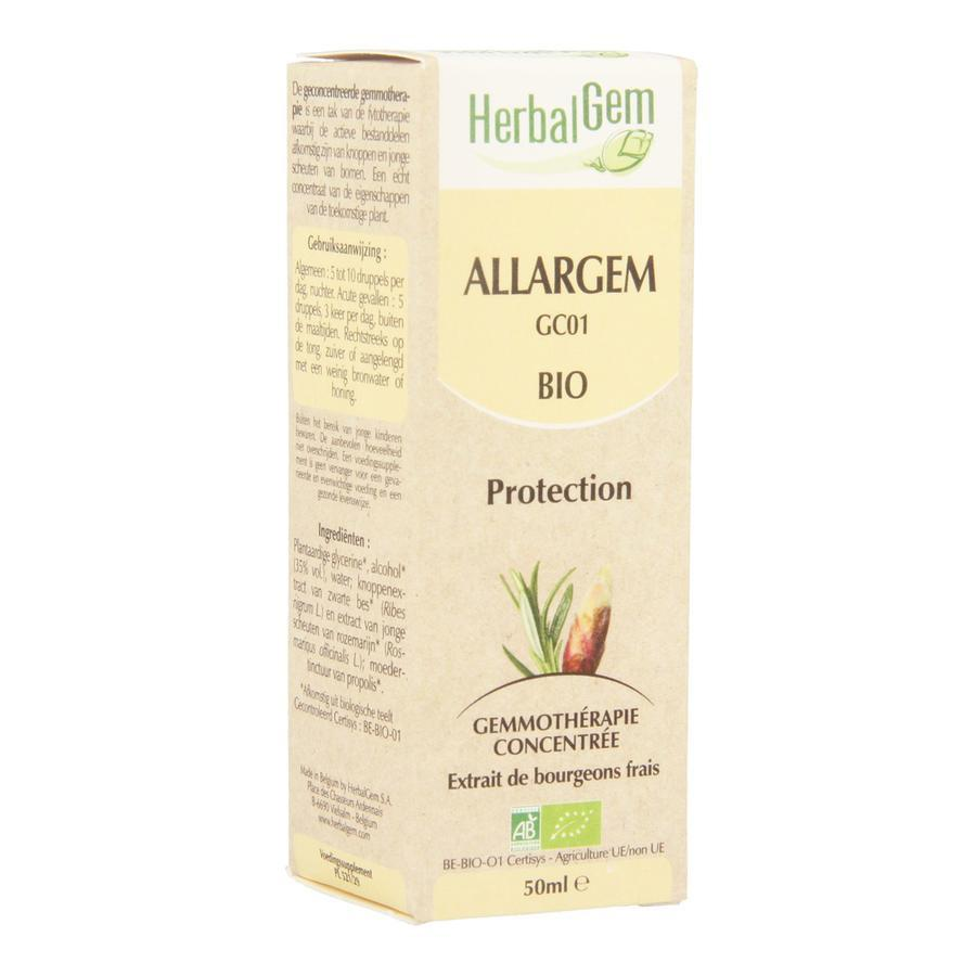 Image of Herbalgem allargem complexe protection