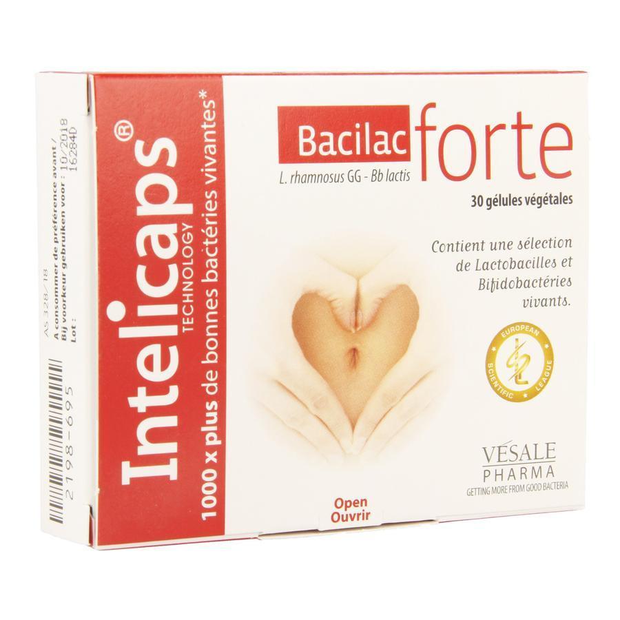 Image of Bacilac forte gélules