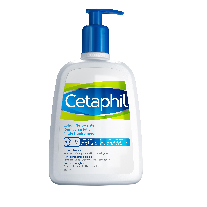 Image of Cetaphil lotion nettoyante