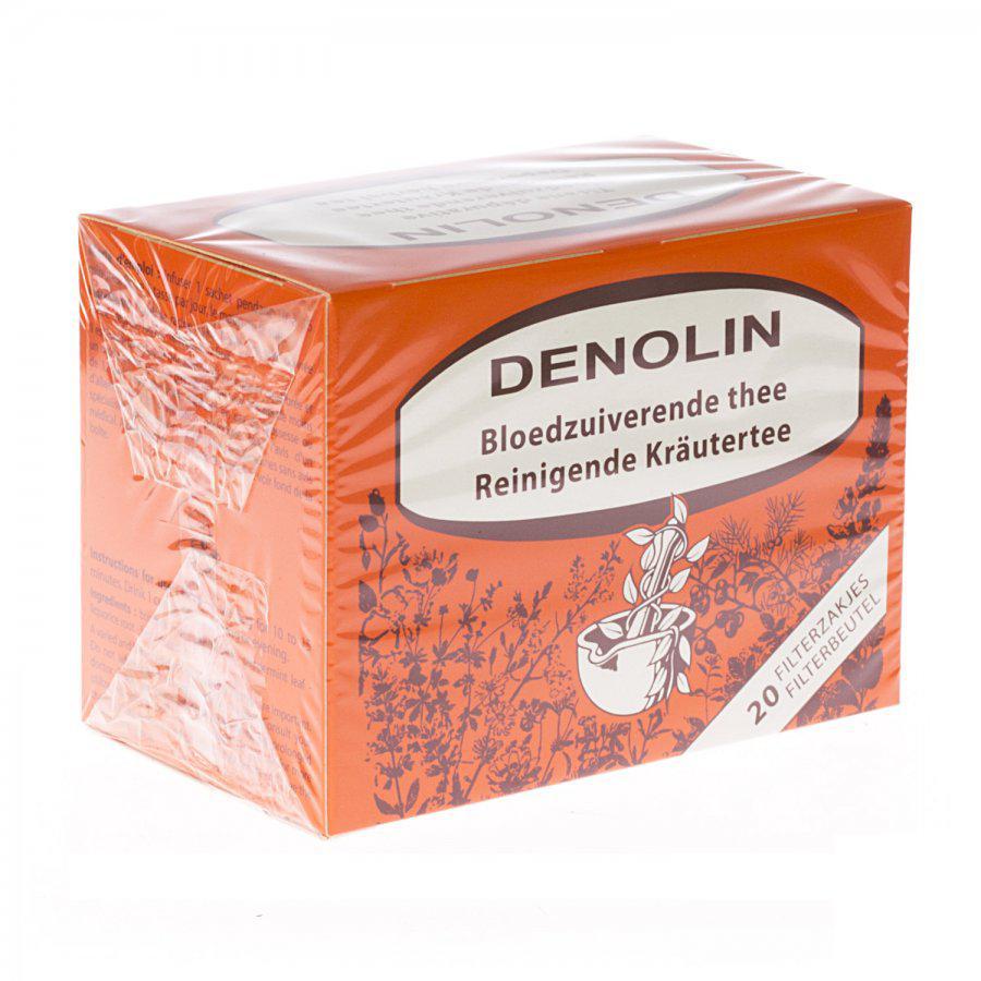 Denolin Bloedzuiverende thee