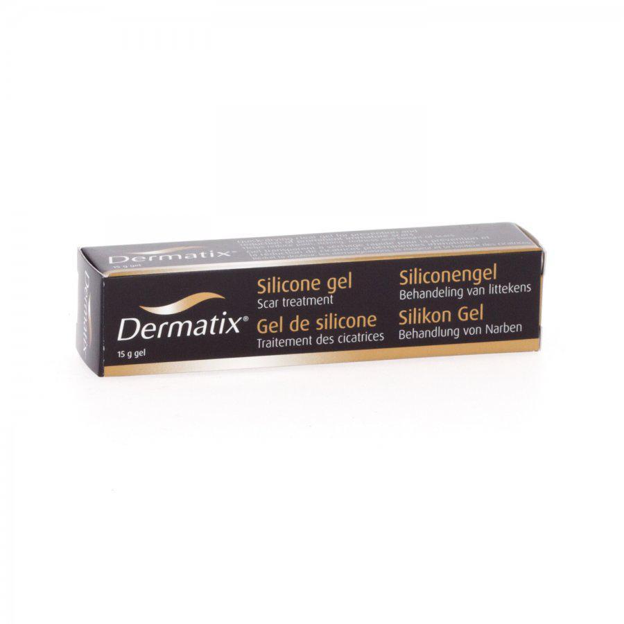 Image of Dermatix gel de silicone