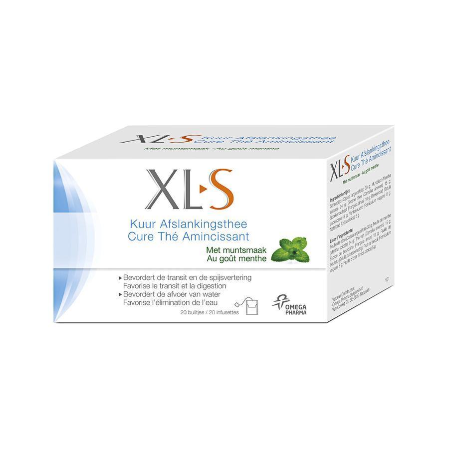 Image of XLS Cure thé amincissant