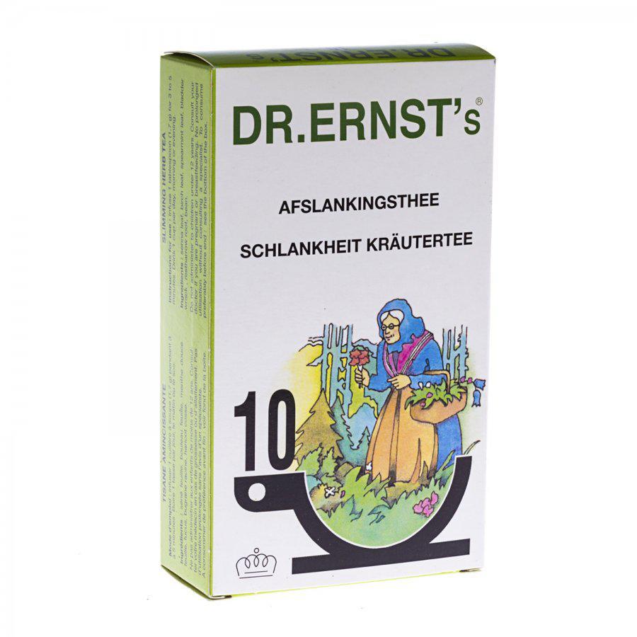 Ernst thee nr 10 Afslankend