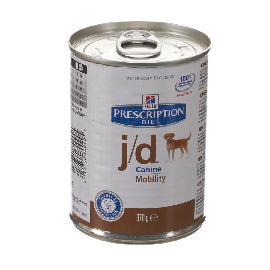 Hills Prescription J-D hond