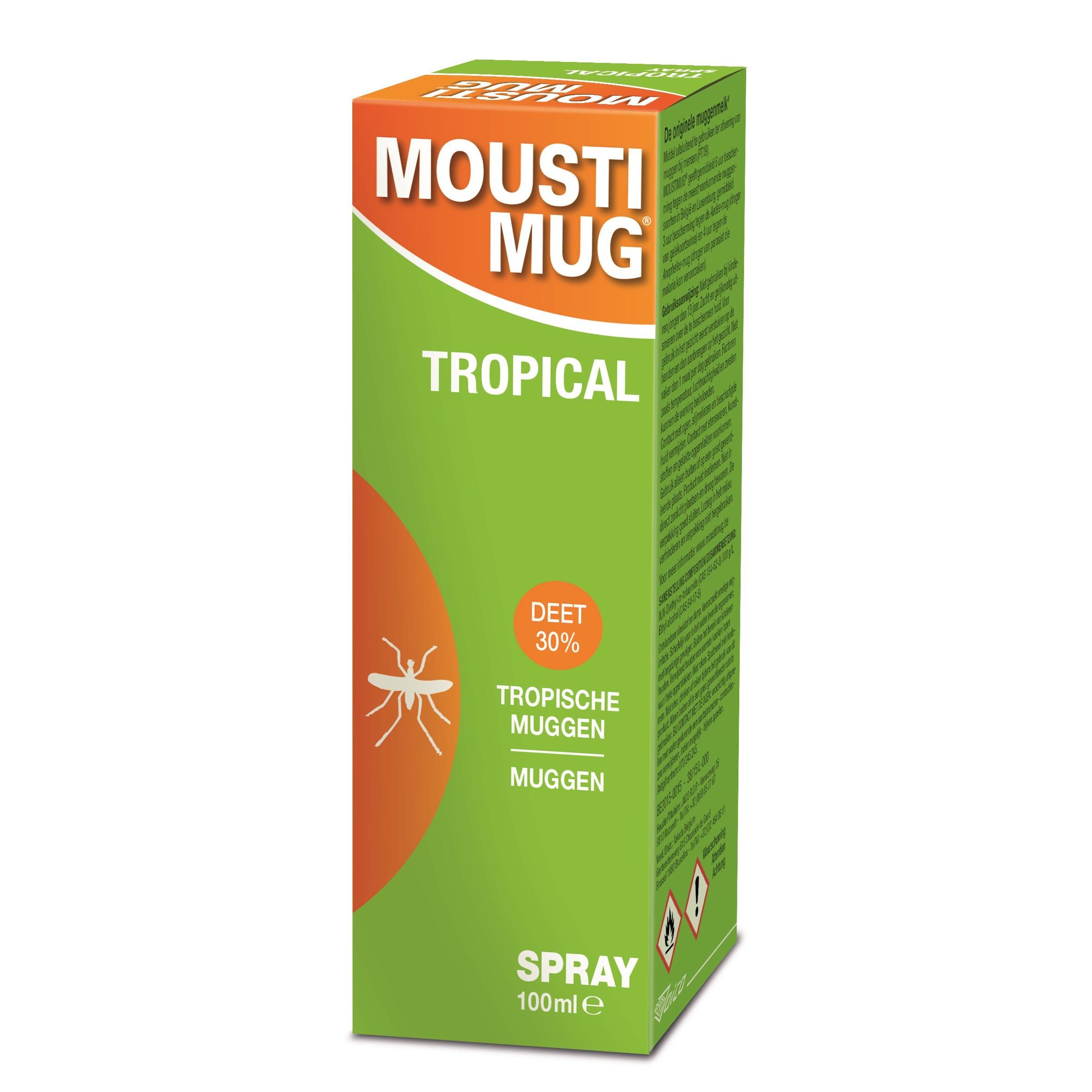 Image of Moustimug spray tropical