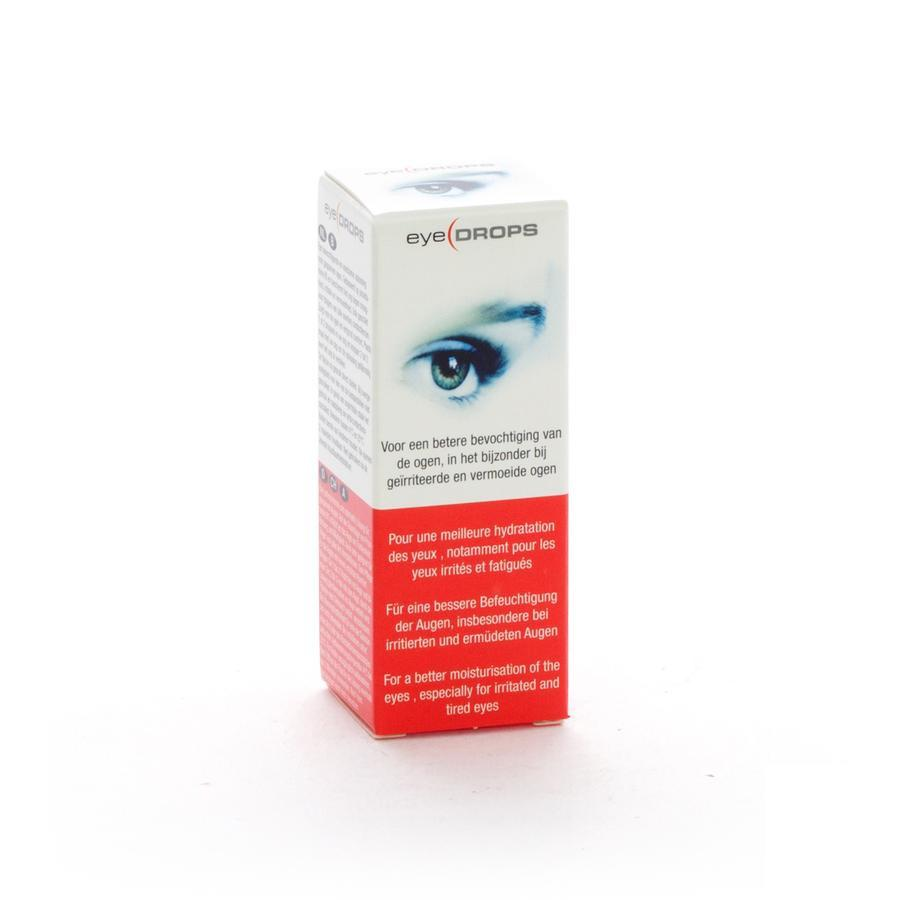 Image of Eyedrops gouttes