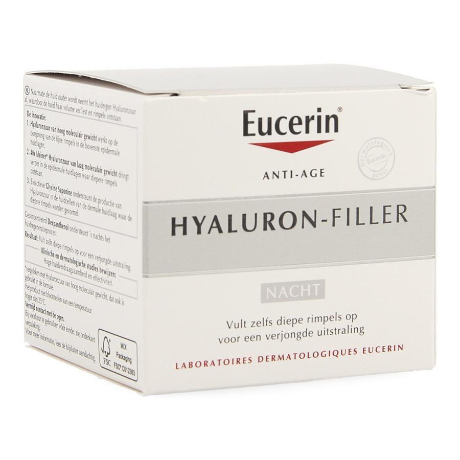 Eucerin Hyaluron Filler Nachtcreme 50ml