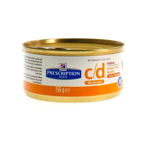Hills Prescription C-D kat