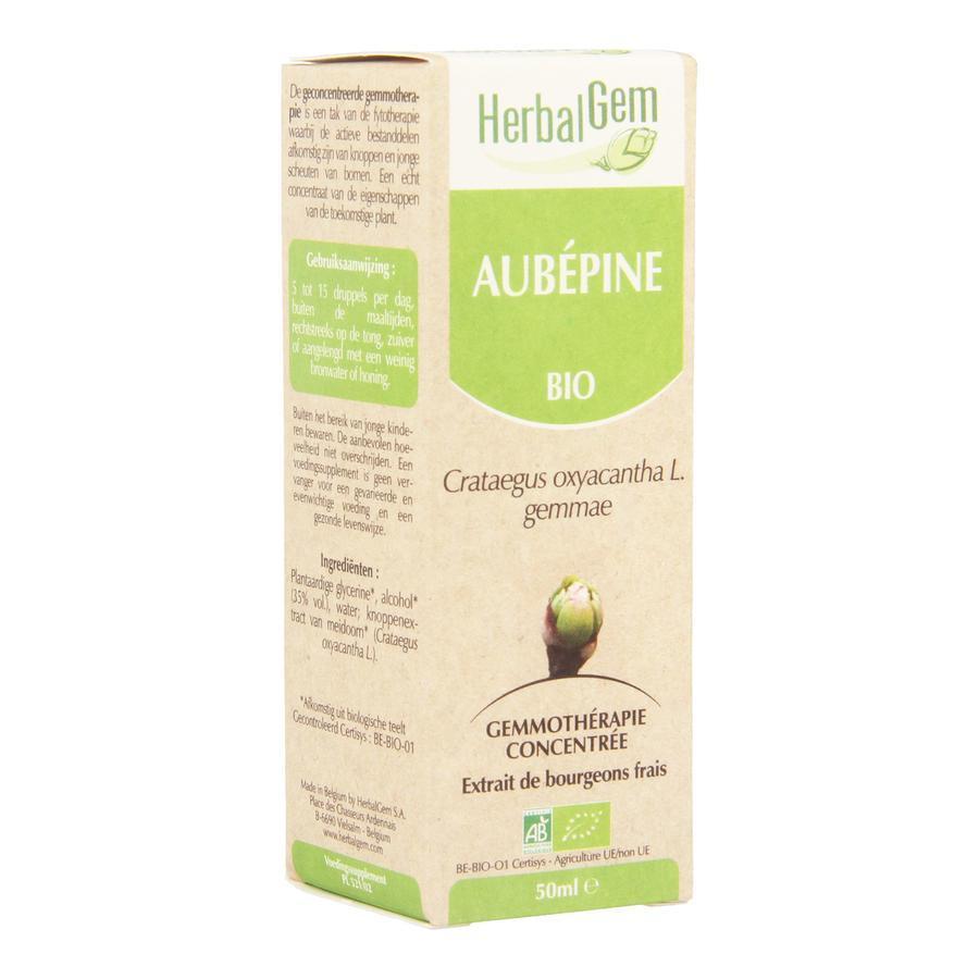 Image of Herbalgem aubépine