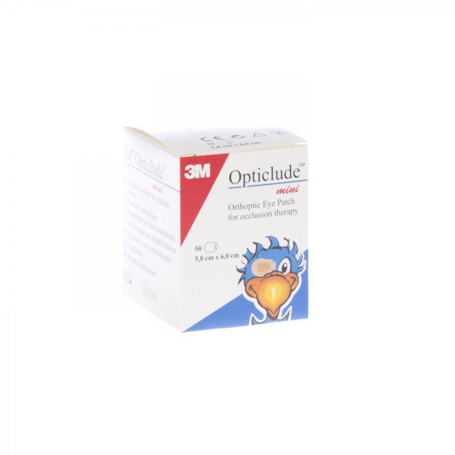 Opticlude mini 5x6cm 1537m