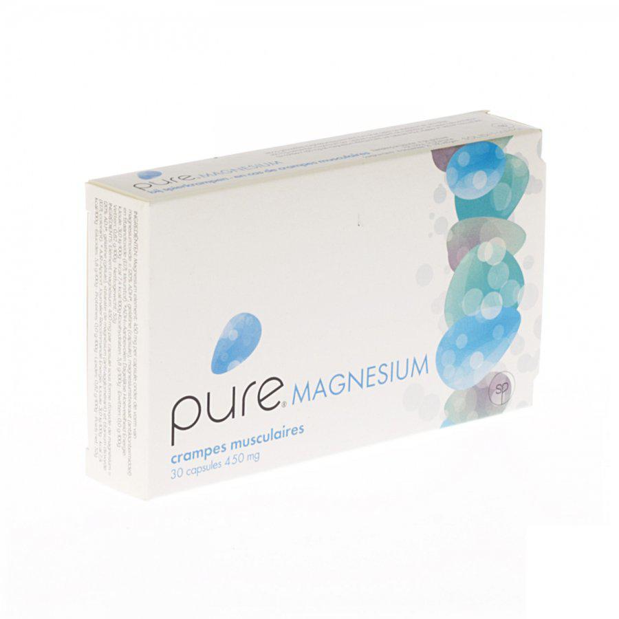Image of Pure magnesium
